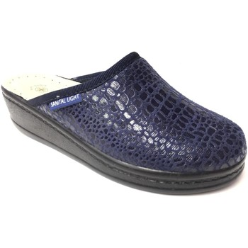 Scarpe Donna Pantofole Sanital ATRMPN-22715 Blu