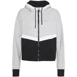 Abbigliamento Donna Felpe Fila Felpa  WOMEN LAGUNA hoody jacket 683163 donna grigio Grigio