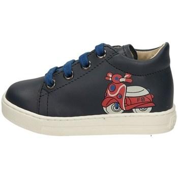 Scarpe Bambino Sneakers basse Naturino FALCOTTO AVISPA Blu