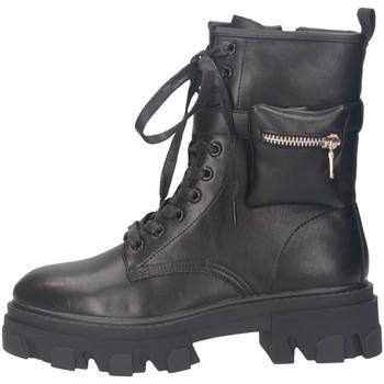 Scarpe Donna Stivaletti Exé Shoes Exe' RG2282 Anfibio Donna NERO NERO