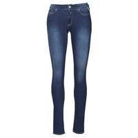 Abbigliamento Donna Jeans skynny Replay NEW LUZ Blu / Moyen