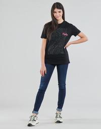 Abbigliamento Donna Jeans skynny Replay NEW LUZ Blu / Scuro