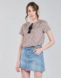 Abbigliamento Donna Top / Blusa Deeluxe MERRY Multicolore