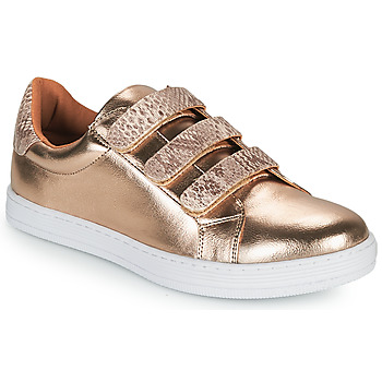 Scarpe Donna Sneakers basse Moony Mood OCHIC Dore