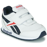 Scarpe Unisex bambino Sneakers basse Reebok Classic REEBOK ROYAL CLJOG 2 KC Bianco / Marine / Rosso