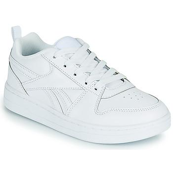 Scarpe Unisex bambino Sneakers basse Reebok Classic REEBOK ROYAL PRIME 2.0 Bianco