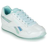 Scarpe Bambina Sneakers basse Reebok Classic REEBOK ROYAL CLJOG 3.0 Bianco / Blu