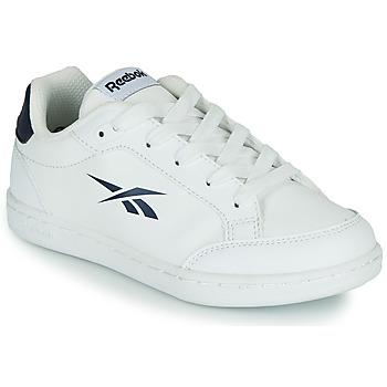 Scarpe Unisex bambino Sneakers basse Reebok Classic REEBOK ROYAL VECTOR SMASH Bianco / Blu