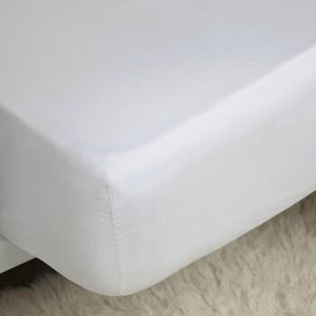 Casa Lenzuolo con angoli Belledorm Double Bianco