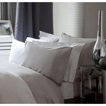 Casa Federa cuscino, testata Belledorm Double BM289 Bianco