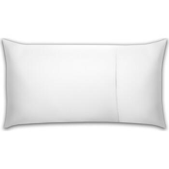 Casa Federa cuscino, testata Belledorm BM298 Bianco