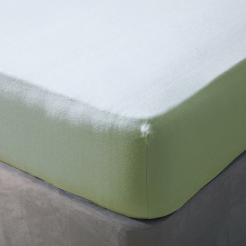 Casa Lenzuolo con angoli Belledorm Single BM303 Verde mela