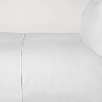 Casa Copripiumino Belledorm Single BM180 Bianco