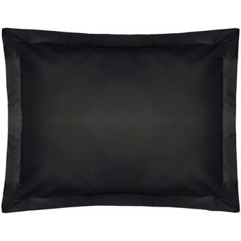 Casa Federa cuscino, testata Belledorm BM118 Nero