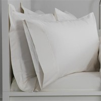 Casa Federa cuscino, testata Belledorm Taille unique Avorio
