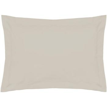 Casa Federa cuscino, testata Belledorm BM118 Marroncino chiaro