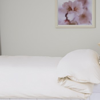 Casa Completo letto Belledorm Superking BM102 Bianco