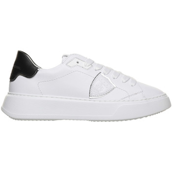 Scarpe Donna Sneakers basse Philippe Model Temple Sneakers Bianco