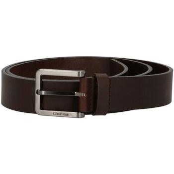 Accessori Uomo Cinture Calvin Klein Accessories k50k505748 Cinture Uomo Marrone Marrone