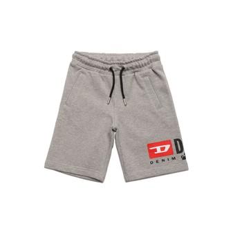 Abbigliamento Bambino Shorts / Bermuda Diesel PSHORTCUTY Grigio