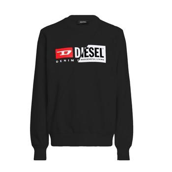 Abbigliamento Unisex bambino Felpe Diesel SGIRKCUTY Nero