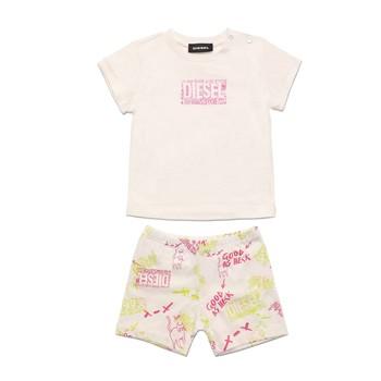 Abbigliamento Bambina Completo Diesel SILLIN Multicolore