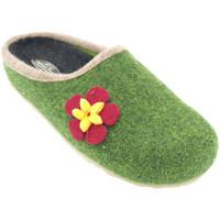 Scarpe Donna Pantofole Helmut Trunte AHELMUT36041vr verde