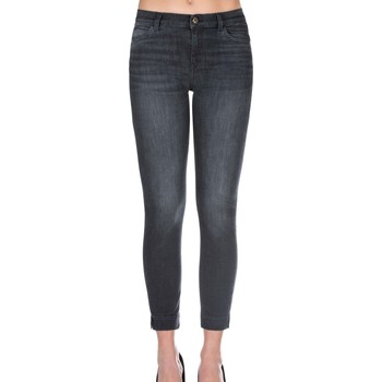 Abbigliamento Donna Jeans slim Kaos Denim MI6BL036 Multicolore
