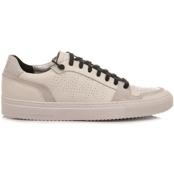 Scarpe Uomo Sneakers basse P448 Sneakers Basse Uomo F20ZAC-M White bianco