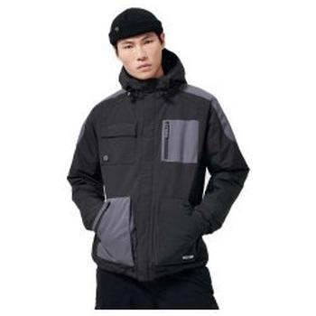 Abbigliamento Uomo giacca a vento Dolly Noire Giacca Full Zip Black Multicolore