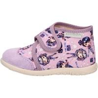 Scarpe Bambino Sneakers alte Ciciban - Pantofola lilla 60450 JULIA LILLA