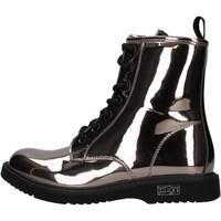 Scarpe Bambino Sneakers alte Cult - Anfibio argento CLASS-1 ARGENTO