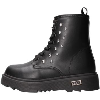 Scarpe Bambino Sneakers Cult - Anfibio nero PLUS NERO