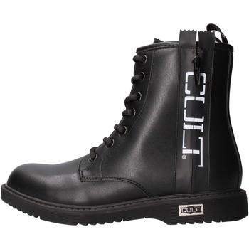 Scarpe Bambino Sneakers Cult - Anfibio nero ZIPPER NERO