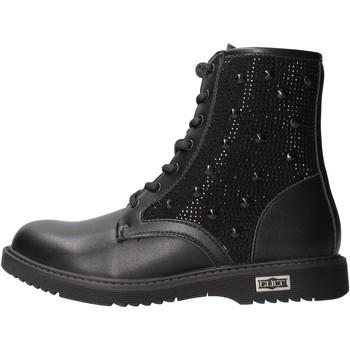 Scarpe Bambino Sneakers Cult - Anfibio nero GLAM NERO