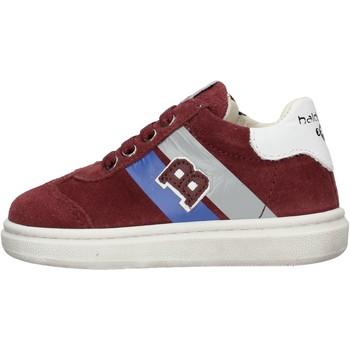 Scarpe Bambino Sneakers basse Balducci - Polacchino bordeaux MSPO3501 BOREDAUX