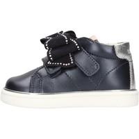 Scarpe Bambina Sneakers alte Balducci - Polacchino blu CITA 4101 BLU