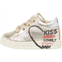 Scarpe Bambina Sneakers basse Falcotto - Polacchino platino BELBY-2C09 BLU