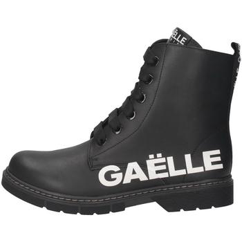 Scarpe Bambino Sneakers GaËlle Paris - Anfibio nero G-452A NERO