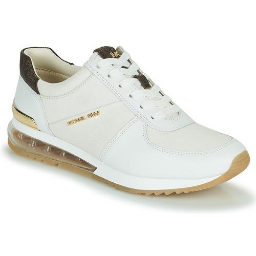 Scarpe Donna Sneakers basse MICHAEL Michael Kors ALLIE TRAINER EXTREME Crema