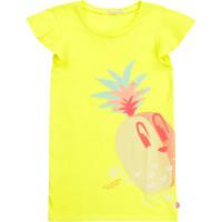 Abbigliamento Bambina Abiti corti Billieblush / Billybandit U12625-599 Giallo