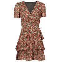 Abbigliamento Donna Abiti corti Moony Mood ORNAMA Rosso