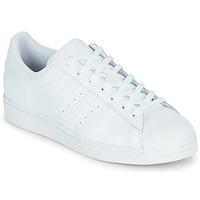 Scarpe Sneakers basse adidas Originals SUPERSTAR Bianco