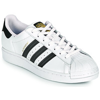 Scarpe Sneakers basse adidas Originals SUPERSTAR Bianco / Nero