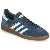 Scarpe Uomo Sneakers basse adidas Originals HANDBALL SPEZIAL Blu / Bianco