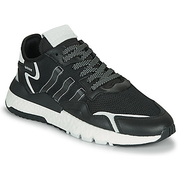 Scarpe Uomo Sneakers basse adidas Originals NITE JOGGER Nero