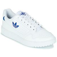 Scarpe Sneakers basse adidas Originals NY 92 Bianco / Blu
