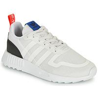Scarpe Unisex bambino Sneakers basse adidas Originals SMOOTH RUNNER C Bianco / Nero