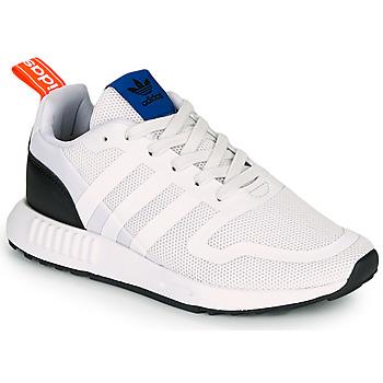 Scarpe Unisex bambino Sneakers basse adidas Originals SMOOTH RUNNER J Bianco / Nero