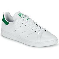Scarpe Sneakers basse adidas Originals STAN SMITH SUSTAINABLE Bianco / Verde